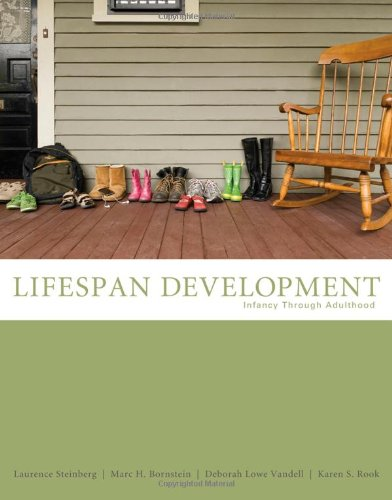 Lifespan Development: Infancy Through Adulthood