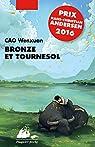 Bronze et tournesol par Wen xuan Cao