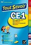 Tout Savoir CE1: Réviser toutes les matières