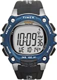 Timex Men's T5E241 Black Resin Quartz Watch with Digital Dial
