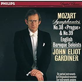 "Mozart: Symphony No.38 in D, K.504 ""Prague"" - 1. Adagio - Allegro"