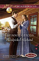 Handpicked Husband (Love Inspired Historical)
