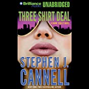 Three Shirt Deal: A Shane Scully Novel | [Stephen J. Cannell]
