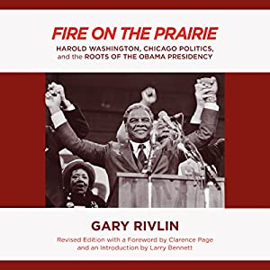 Fire on the Prairie Audiobook