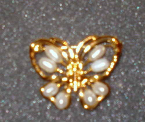 Butterfly Brooch-pin