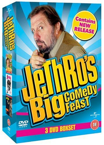 Jethro's Big Comedy Feast [DVD]