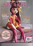 ART DOLL Quarterly Magazine - Vol 11  #1  Feb/March/April 2013