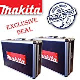 MAKITA Heavy Duty Aluminium Case (Pack of 2)