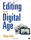 img - for Editing for the Digital Age book / textbook / text book