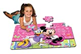 Minnie Mouse 46 Pieces Floor Puzzle (cover may vary)