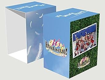 【Amazon.co.jp限定】 ラブライブ! μ\\\'s Final LoveLive! 〜μ\\\'sic Forever♪♪♪♪♪♪♪♪♪〜 Blu-ray Memorial BOX (特製収納BOX付)