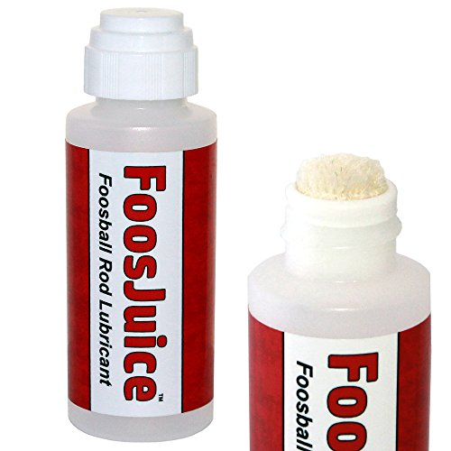 Find Discount 100% Silicone Foosball Rod Lubricant with Dauber Top Applicator - The Clean and Easy t...