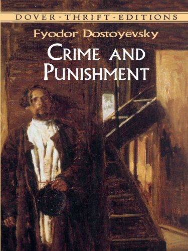 "nihilism in crime and punishment Lumbered with debts and immersed in the nihilism of st petersburg, he set about  developing the ""psychological account of a crime."