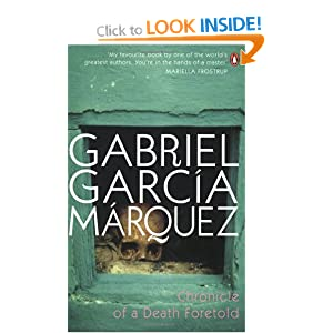 a comparison of kitchen and chronicle of a death foretold Free comparing revenge papers,  comparison compare  gabriel garcía márquez's chronicle of a death foretold and isabel allende's the house of the.