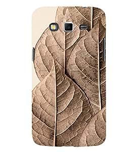 Brown Pattern 3D Hard Polycarbonate Designer Back Case Cover for Samsung Galaxy Grand 2 :: Samsung Galaxy Grand 2 G7105 :: Samsung Galaxy Grand 2 G7102