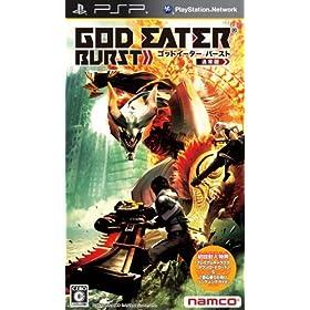 GOD EATER BURST(�S�b�h�C�[�^�[ �o�[�X�g)(�ʏ��)