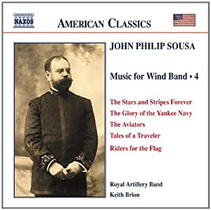 Sousa - Wind Band Music, Vol 4