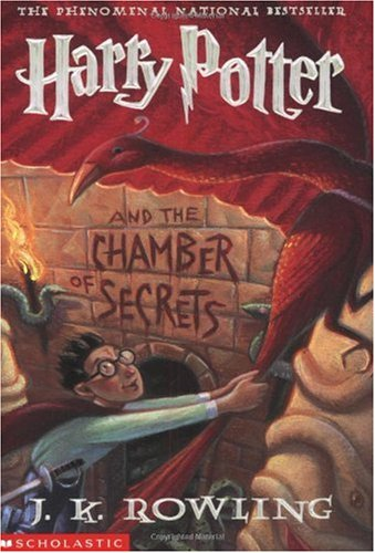 Harry Potter Book Two : Reader response log harry potter and the chamber of