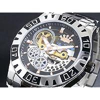 ジョンハリソン JHARRISON 腕時計 自動巻き JH099-WH