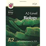 A2-Level Biology for AQA: Student Bookby CGP Books
