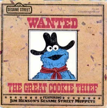 The Great Cookie Thief