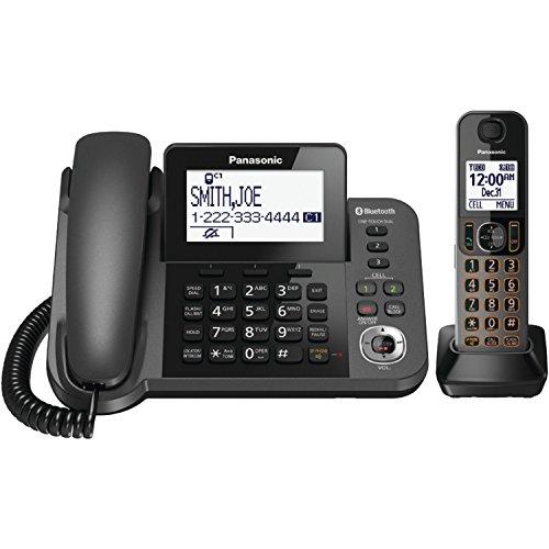 Panasonic KXTGF380M Dect 1-Handset Landline Telephone (Panasonic Phones 1 Handset compare prices)