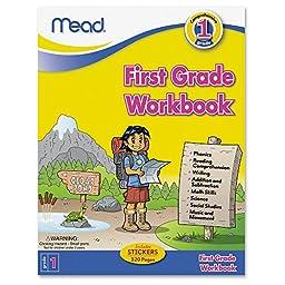 Mead First Grade Workbook (48200)