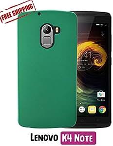Unistuff™ Matte Finish Hard Case Back Cover for Lenovo K4 Note,Lenovo VIBE K4 Note(Green)