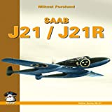 Image of Saab J21 / J21R (Yellow (MMP Books))