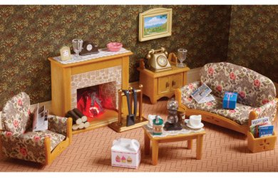 Sylvanian Families Country Living Room Set
