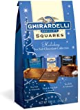 Ghirardelli Chocolate Squares, Sea Salt Collection Bag, 7.69 Ounce