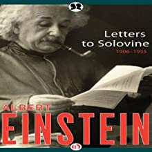 Letters to Solovine: 1906–1955 Audiobook by Albert Einstein Narrated by Henry Leyva