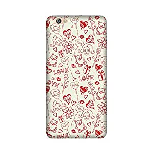 Gionee S6s Perfect fit Matte finishing Motif Patterns & Ethnic Mobile Backcover designed by Abaci(Multicolor)