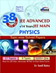 38 Years IIT-JEE Advanced + 14 yrs JE...