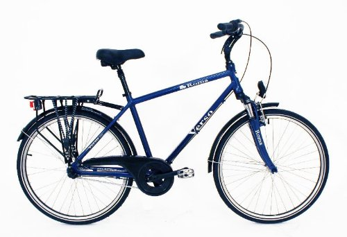 Kettler Verso Roma Mens 3-Speed Internal Hub City Bike (19 inch)