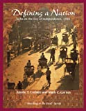 img - for Defining a Nation: India on the Eve of Independence 1945: Reacting to the Past book / textbook / text book