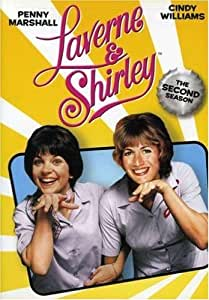 Laverne & Shirley: Complete Second Season (4pc)