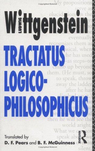 Tractatus Logico-Philosophicus: English Translation