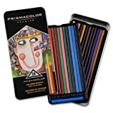 Prismacolor Premier Colored Pencils, 24 Assorted Color Pencils