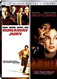 High Crimes & Runaway Jury [DVD] [2004] [Region 1] [US Import] [NTSC]