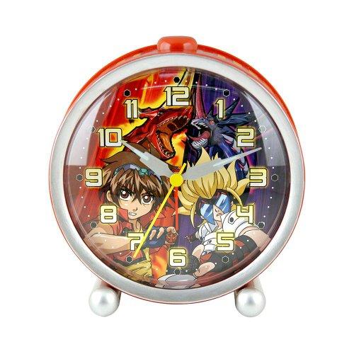 Bakugan Cartoon Network Alarm Clock New In Sealed Package - 1