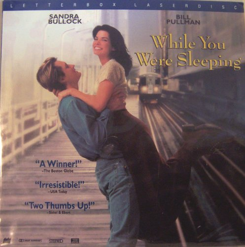 While You Were Sleeping [Laser Disc] [Import]