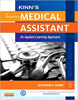 Kinn's The Medical Assistant 11th Edition plus the Study Guide