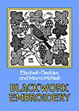 img - for Blackwork Embroidery (Dover Embroidery, Needlepoint) book / textbook / text book