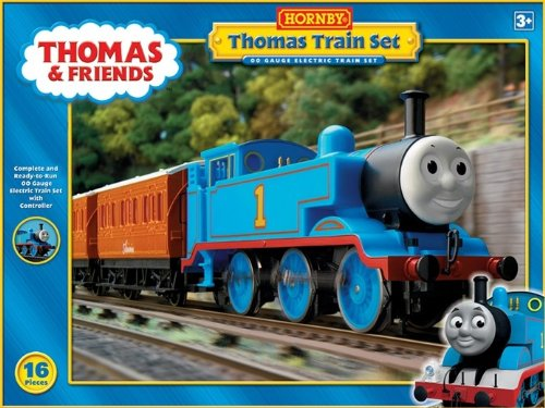 Hornby R9280 Thomas and Friends Electric Train Set 00 Gauge Electric Train Set