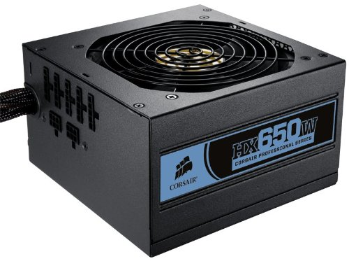 Corsair CMPSU-650HX Professional Series 650W Power Supply