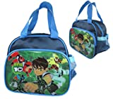 Ben 10 Lunch Box - Ben 10 Alien Force Lunch Pouch