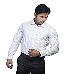 Tabard Full Sleeve Cotton Formal Shirt_42