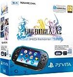 Console Playstation Vita Wifi  + Final Fantasy X/X-2 + Carte Mémoire 4 Go