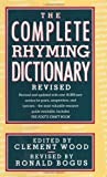 img - for The Complete Rhyming Dictionary Revised: Including the Poet's Craft Book Hardcover - March 1, 1991 book / textbook / text book